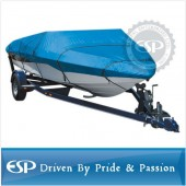 #66133 Trailerable Universal Fit 300D polyester boat cover