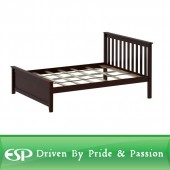 #80631 XGear Solid Wood Bed, Full Size