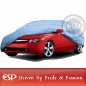 #65642 Non-woven polypropylene Superior Semi custom fit Car Cover