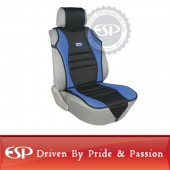 #13060 Polyester fabric Euro Sport seat cushion
