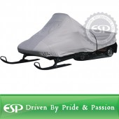 #68131 Two Year Warranty Trailerable Snowmobile Cover
