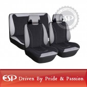 #24812 Full set 6 pcs Spiro Universal fit Polyester car seat cover